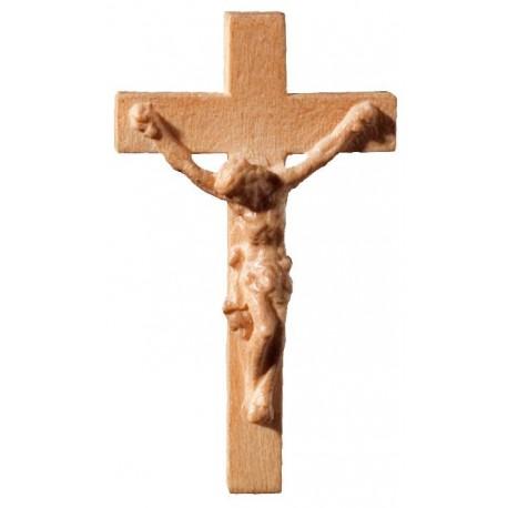 Rosenkranz Kreuz - mehrfach gebeizt