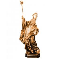 San Ignazio ritratto con testa di leone