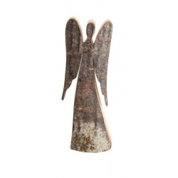 Guardian Angel from bark h 4,8 inch