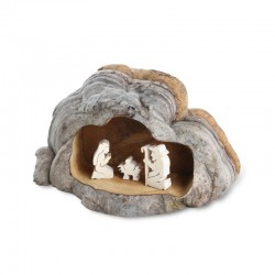 Mushroom Crib 9x10cm