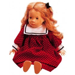 Collectible Wooden Doll Erica - Dolfi Good Gifts for Dad - Made in Italy