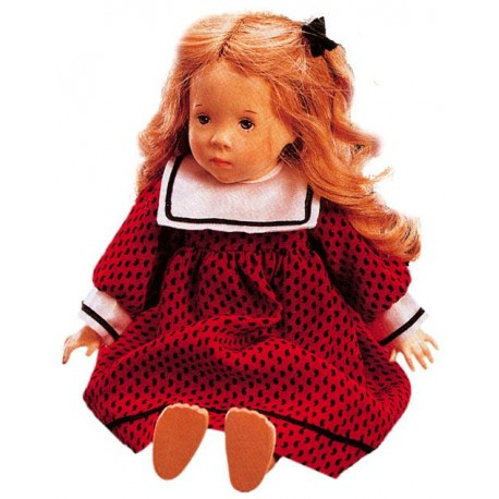Wooden Doll Erica