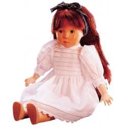 Bambola in legno Elena da collezione