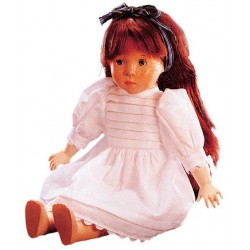 Collectible Wooden Doll Elena
