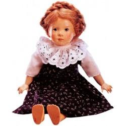 Bambola in legno Marisa da collezione