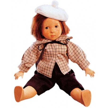 Wooden Doll Andrea for Collectors