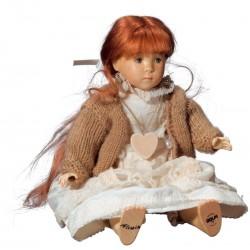 Alessia bambola legno collezione