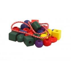 Giocattolo colorato in legno - Dolfi giocattoli in legno, Santa Cristina Gardena