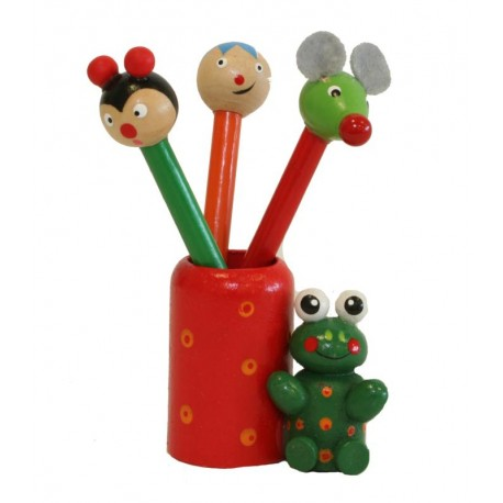 Pencils Holder - Dolfi Gifts for Women - Made in Italy
