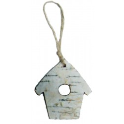 House in Birch wood to Hang