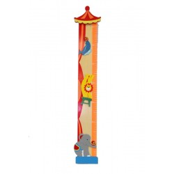 Meter Stick for Kids in wood