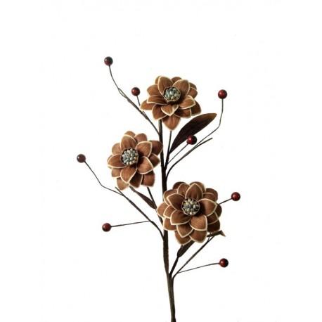 Holz-Blume