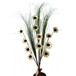 Margerite Blume aus Holz