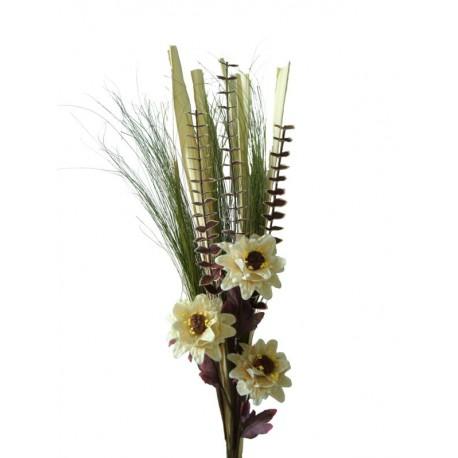 Fiori di begonia scolpiti dalla nostra natura dolomitica