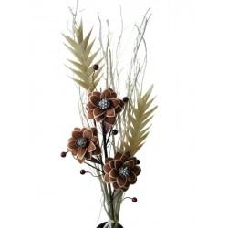Fiori di gardenia scolpiti dalla nostra natura dolomitica