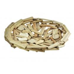 Holzteller 43x10cm