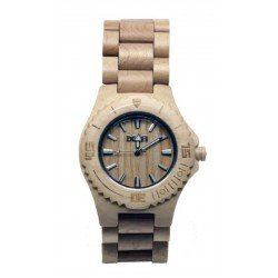 Orologi realizzati in legno come funzionali gioielli