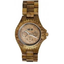 Jasper - Dolfi Herren Holz Uhr