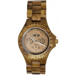 Wooden Watch for Man - Jasper - Dolfi Wooden Watches for Women - Made in Italy