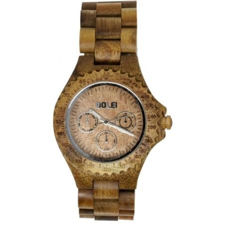 """Orologio realizzato in legno """"Jasper"""""""