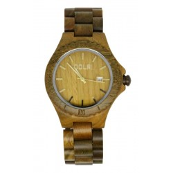 Wooden Watch for Man – Stone - Dolfi Engraved Wooden Watches - Made in Italy