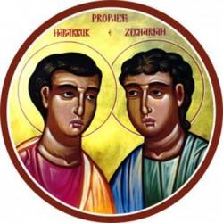 """Sant 'Habakkuk """"Prophet"""""""