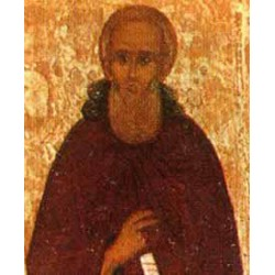 "Sant 'Abraham of Rostov ""Monaco"""