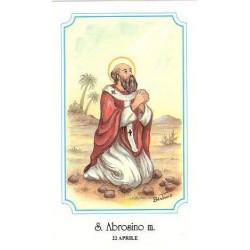 "Sant 'Abrosino ""Martyr"""
