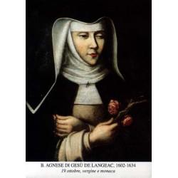 "Blessed Agnes of Jesus (Galand) de Langeac ""Dominican"""