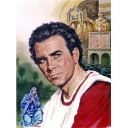 """San Agostino """"Vescovo e dottore della Chiesa"""""""