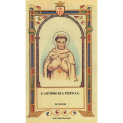 "Padre Antonio Fiorante ""Missionario Comboniano, martire"""