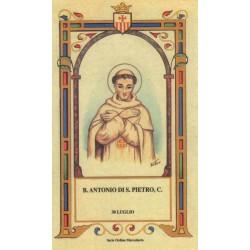 """Pater Antonio Fiorante """"Comboni Missionar Märtyrer"""""""