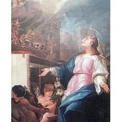 "Santa Balbina von Rom ""Martyr"""