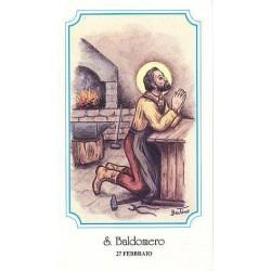 """San Baldomero""""Suddiacono, monaco"""""""