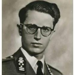 """Balduin I. von Sachsen-Coburg-Gotha """"König der Belgier"""""""