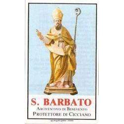 """San Barbato di Benevento """"Bischof"""""""