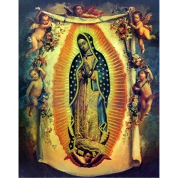 Our Lady of Guadalupe ""