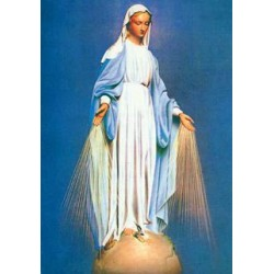 Our Lady of the Miraculous Medal """"