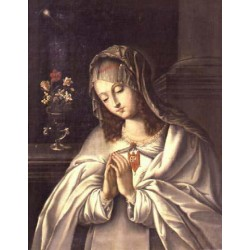 Blessed Virgin Mary of Mercy """"