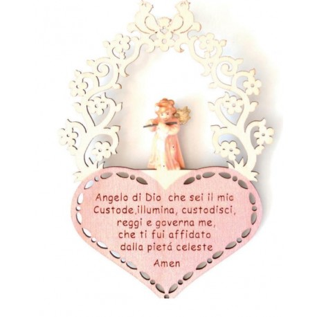 Guardian Angel with a little prayer