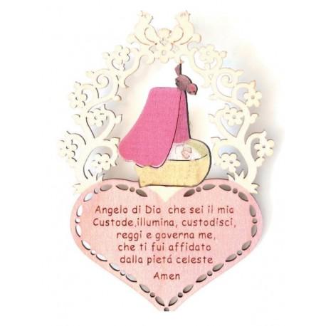 Gebet für neugeborenes Mädchen