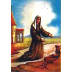 "Santa Dafrosa von Rom ""Bride and Martyr"""