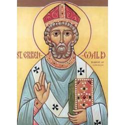 """San Earconvaldo""""Vescovo"""""""