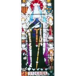 """Sant 'Ebba von Coldingham """"Prinzessin, Äbtissin"""""""