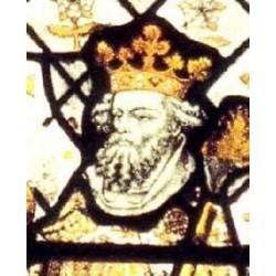 """Sant 'Edgar Pazifik, """"der König von England"""""""