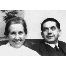 """Servi di Dio Edmond Michelet e Marie Vialle""""Sposi"""""""