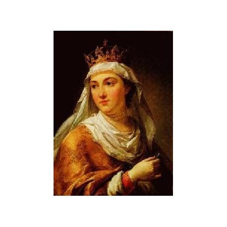 """San Edvige""""Religiosa e Duchessa di Slesia e di Polonia"""""""