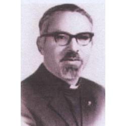 "Father Egidio Biscaro ""Comboni Missionary martyr"""