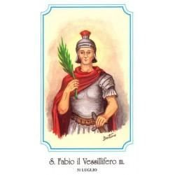 """San Fabio il Vessilifero""""Martire"""""""