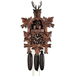 German Black Forest Cuckoo Clock - Dolfi Gift Ideas for Girlfriend - Made in Italy